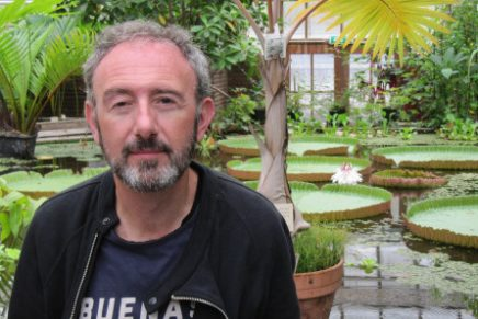 Entrevista a Santiago Beruete,jardinòsof | La Vanguardia, 20 març 2017