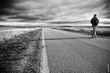 Conferència 'Revelación del lugar. Apuntes del caminar', d'Alberto Ruiz de Samaniego