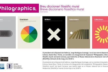 Genís Carreras: Philographics es una puerta de entrada a la filosofía | DissenyCV, 15.5.2017
