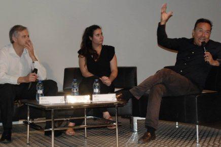 Vídeo del diàleg Cultural-ment, Juan Arnau i Vicent J. Martínez #Avivament2017