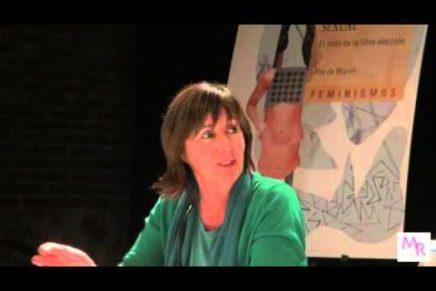 #Avivament2018: Conferència de Ana de Miguel, Un mundo con rumbo: sin feminismo no hay revolución | 8 de juny, 18:00