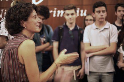 Encuentro IES con Marina Garcés a propósito de Fuera de clase | 8 de junio, 12 h. #Avivament2018