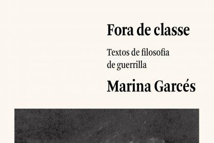 #Avivament2018: Trobada IES amb Marina Garcés a propòsit de Fora de classe | 8 de juny, 12:00
