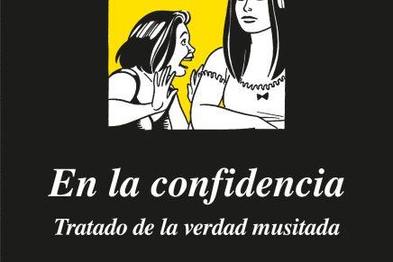 Presentación de En la confidencia, de Eloy Fernández Porta | 9 junio 2018 21 h. #Avivament2018