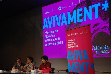 Fotos ponencia inaugural de Marina Garcés | 7 junio 2018 al MuVIM #Avivament2018