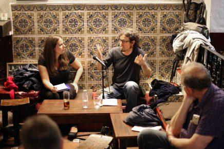 Fotos Café Revolter ¿Podemos desobedecer las leyes? | Sala Gestalguinos, 8 junio 2018 #Avivament2018