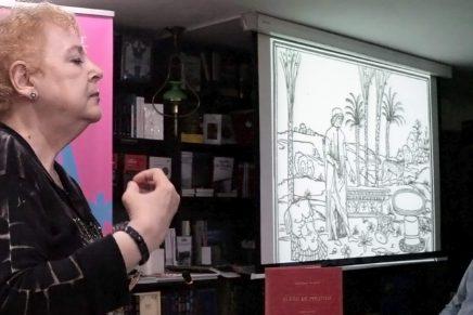 El Sueño de Polifilo, el Renacimiento en nuestras manos [Pilar Pedraza en #Avivament2018] | VP-2018-10