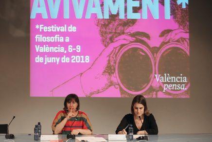 Fotos Conferencia de Ana de Miguel | MuVIM, 8 junio 2018 #Avivament2018