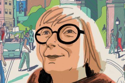 Reflexions sobre la figura de Jane Jacobs des del feminisme, a càrrec d'Inés Novella #LaCiutatPensada