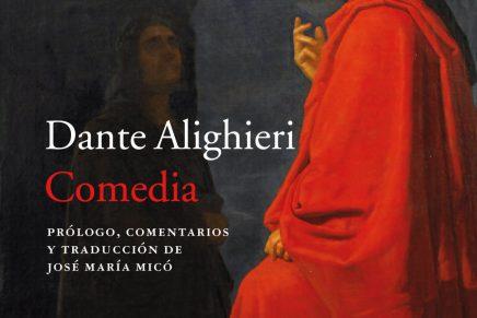 Presentación de Una Comedia, de Dante Alighieri | Librería Ramon Llull, 23 mayo 2019