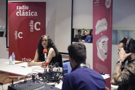 Música y Pensamiento. Festival de Filosofía Avivament 2019 | Radio Clásica RNE, 16.6.19